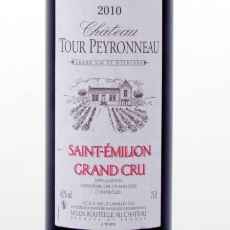 saint-emilion grand cru 2010