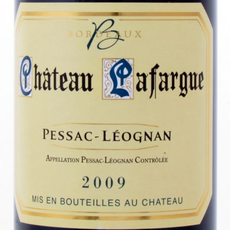 pessac-léognan 2009