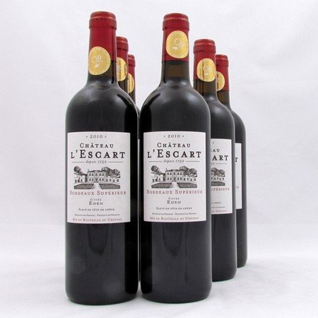 Bordeaux Superieur wijnen - Chateau l'Escart 2010