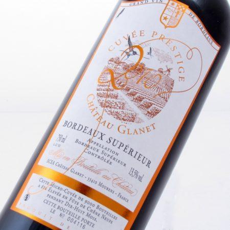 Bordeaux Supérieur 2010