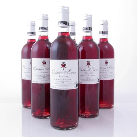 Clairet de Bordeaux L'Escart Rubayat 2011
