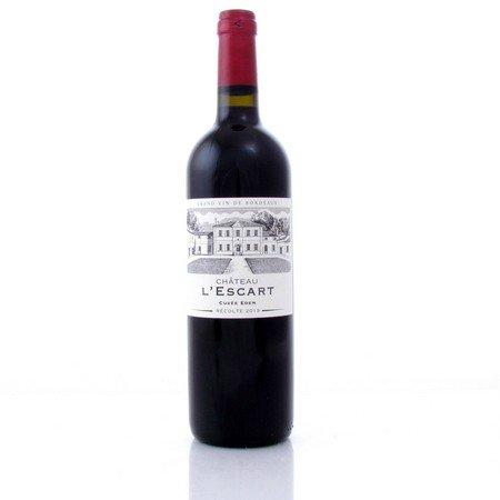 Bordeaux Supérieur 2013 L'Escart cuvée Eden