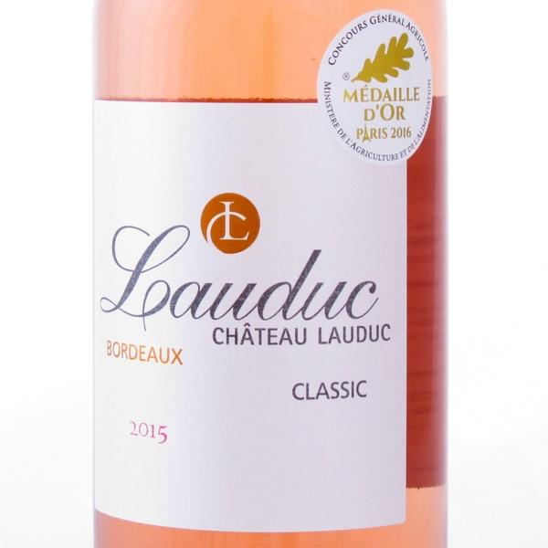 Bordeaux rosé 2015