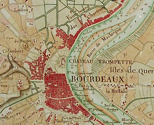 Geschiedenis Bordeaux Wijnen