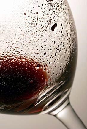 wijnbezinksel
