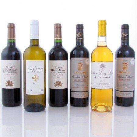 dinerpakket wijn spijs combinaties