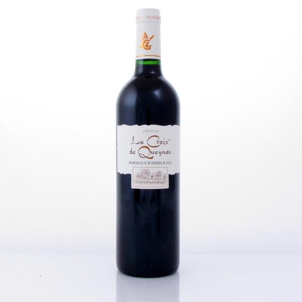Bordeaux Supérieur 2012