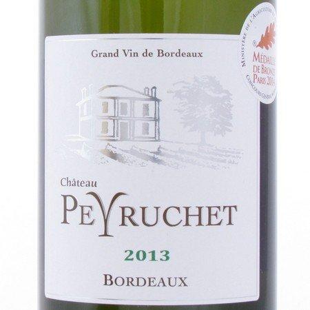 Bordeaux 2013 chateau Peyruchet