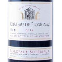Bordeaux Supérieur 2014 rood