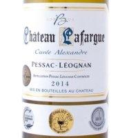 Pessac-Léognan 2014 Lafargue wit