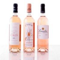 proefdoos roséwijnen Bordeaux
